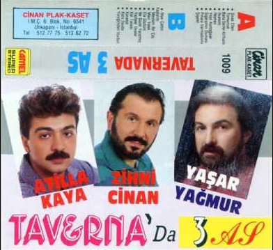 Tavernada Üç As