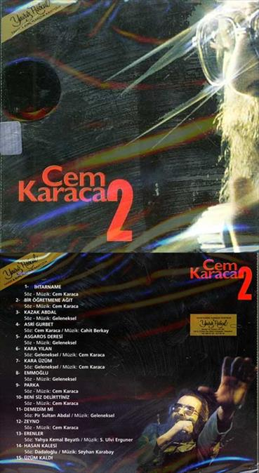 The Best Of Cem Karaca Vol.2