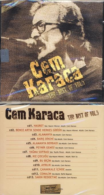 The Best Of Cem Karaca Vol.5