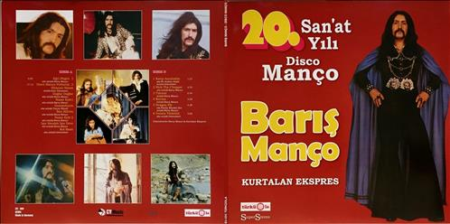 20. San'at Yılı Disco Manço
