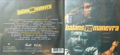Balans Ve Manevra Soundtrack